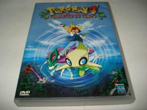 Pokémon 4 - Viajantes Do Tempo - Original