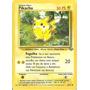 Pikachu 60/64 Jungle (card Em Português)