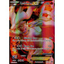Reshiram Ex Full Art 95 Carta Pokémon Tcg Bw Next Destinies
