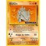 Rhyhorn - Pokémon Físico Comum - 61/64 - Pokemon Card Game