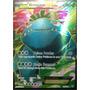 Carta Pokemon Venosaur Ex Full Art X Y Inglês