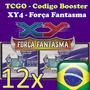 12 Códigos Booster Pokémon Tcg Online Xy4 Força Fant. Email