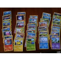 Lote 50 Cartas Pokemon Com Raras!(sem Repetição)