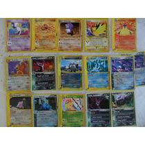 Cards Pokémon Todos Raros!