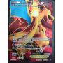 Carta Pokemon Charizard Ex Full Art Xy Flashfire Inglês