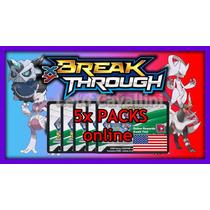 5 Código Booster Pokémon Tcg Online - Turbo Revolução
