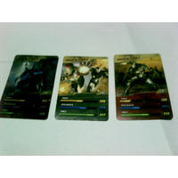 Lote 3 Cards Iron Man Homem De Ferro 3 Cheetos