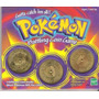 Abaixou!!! Moeda Pokemon Battling Coin Game