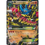 Carta Pokemon Mega Lucario Ex Xy Furious Fists Inglês