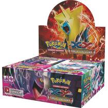 Caixa De Booster Pokémon Xy Força Fantasma Em Portugês