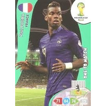 Cards Adrenalyn 2014- One To Match Paul Pogba