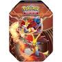 Lata De Pokémon Xy Kalos Power-delphox Ex (em Português)