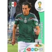 Cards Adrenalyn 2014- Utility Player Andrés Guardado