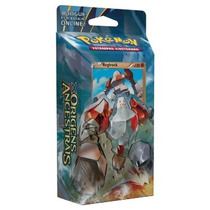 Mega Kit Pokémon Origens Ancestrais 2 Decks + Triple Pack