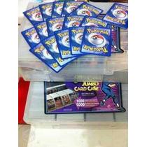 Lote 60 Cartas Pokémon (10 Raras C/ Trainer)