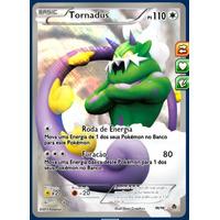 Pokémon Tcg Online Tornadus Fa ( Não É Ex )