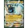 Carta Pokémon Thundurus Ex 26/108 ( Português )