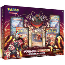 Tcg Pokémon - Primal Groudon Collection Box (miniatura)