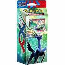 Pokemon Deck Card Xy Vida Resiliente Jogo 60 Cartas Baralho