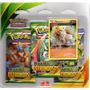 Cards Pokémon Triple Pack Xy Céus Estrondosos Regirock