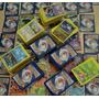 Mega Lote Pokémon - 100 Cartas Com Ex Garantida!+brinde!