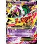 Carta Pokemon - Mega Gallade Ex 35/108 Céus Estrondosos
