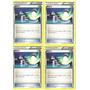 4x Switch - Substituição Pokemon (item) Bw 104/114