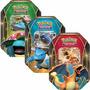 3 Latas Pokémon Power Trio Charizard Blastoise Venusaur :)