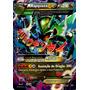 Carta Pokemon - Mega Rayquaza Ex 61/108 Céus Estrondosos