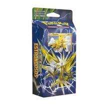 Deck De Pokémon Xy 6 Zapdos Em Português