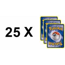 Lote Cartas Comum De Pokémon Original (português E Ing|ês)