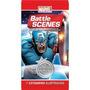 Blister Universo Marvel Battle Scenes Contém 7 Cards