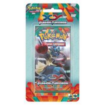 Blister Pokemon Punhos Furiosos Lacrada Melhor Preço Do Ml!