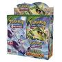Box 36 Booster Cards Pokémon Xy Céus Estrondosos