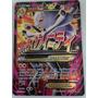 Cartas Pokémon 2 Mewtwo Ex + Mega Mewtwo Ex Y Fullart Inglês