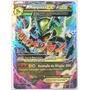 Carta Pokémon Mega Rayquaza Ex 61/108 - Português!