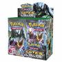Booster Box / Caixa De Booster Pokémon Xy 10 Fates Collide