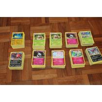 Mini Pacote Contendo 100 Cards Avulsos Com Alguma Raras.