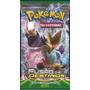10 Pacotes Código Pokemon Tcg Online Xy Fusão De Destinos