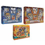 3 Box Pokémon Mega Charizard Ex X Y Original Lacrado Cards