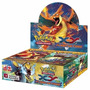 Pokémon Box Display Xy 2 Flash De Fogo 36x5