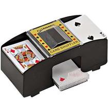 Embaralhador Automático Cartas Baralho Poker + Frete Grátis