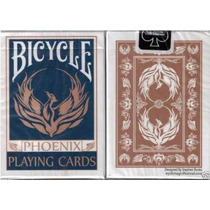 Baralho Bicycle Phoenix Deck 808 - Ed. Limitada Fenix