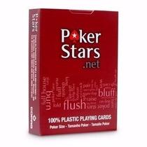 Baralho Poker Stars.net - Lacrado - Pokerstars