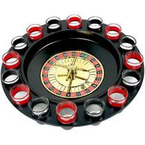 Jogo De Roleta Drink Shot 16 Copos Dose - Drinking Roulette