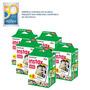 Fujifilm Instax Mini - Filme Com 100 Fotos - Pack Com 5 X 20
