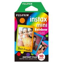 Film Fuji Instax Mini8 Pack 10 Fotos Mold./color Env./gratis