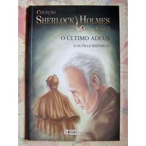 Livro O Último Adeus E Outras Histórias - Arthur Conan Doyle