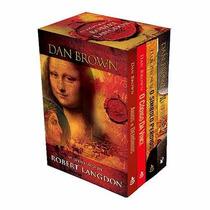 Box Aventuras De Robert Langdon Dan Brown (4 Livros)
