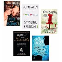 Kit Livros - Best Sellers De John Green (5 Livros) #